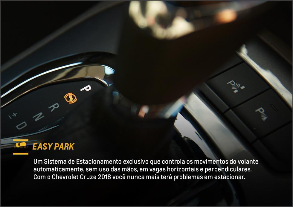 Cruze - Easy Park - Dig Chevrolet