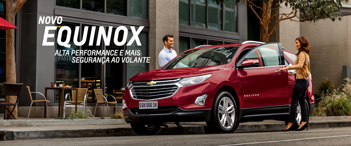 Equinox - Dig Chevrolet