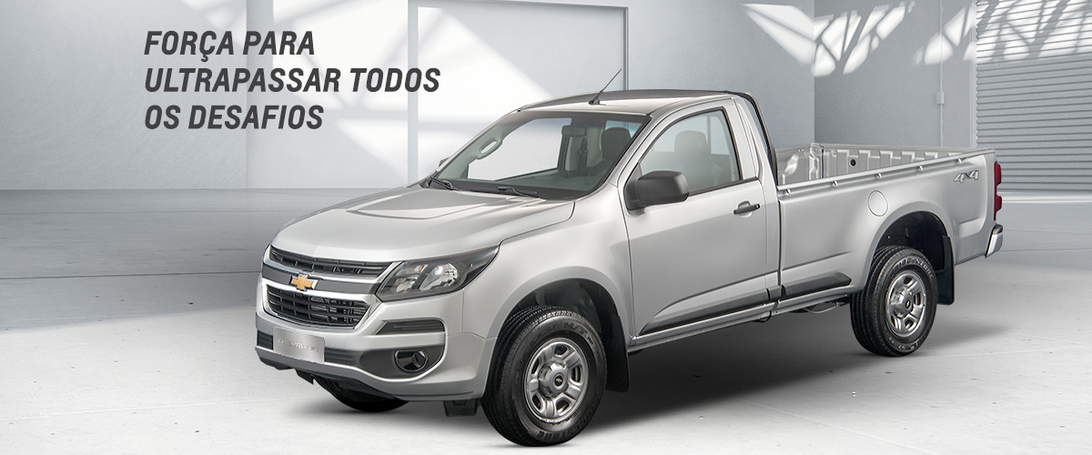 S10 Cabine Simples - Dig Chevrolet
