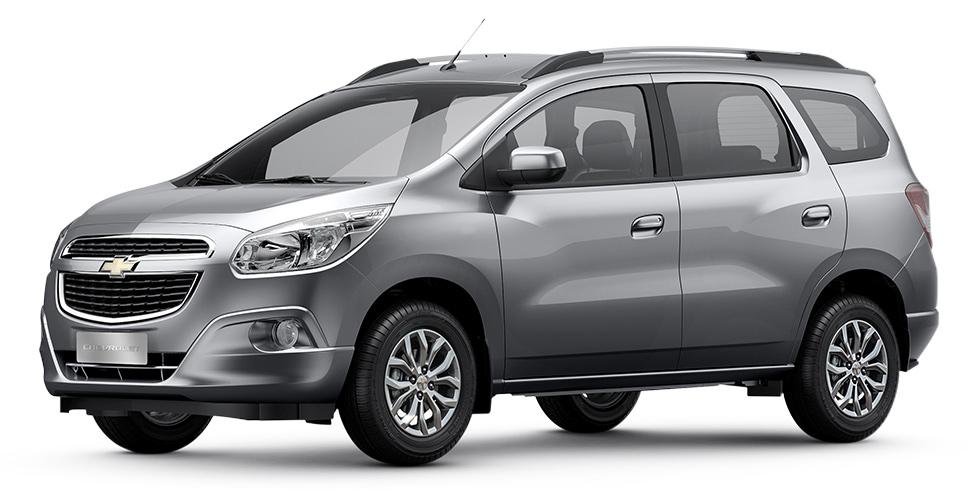 Spin - Frente - Dig Chevrolet