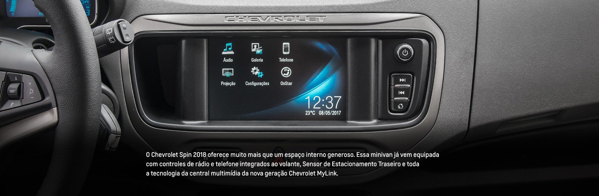 Spin - Mylink - Dig Chevrolet