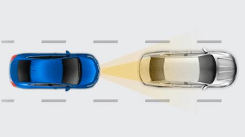 Tracker - Alerta de Colisão Frontal - Dig Chevrolet