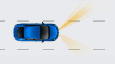 Tracker - Alerta de saída de faixa - Dig Chevrolet