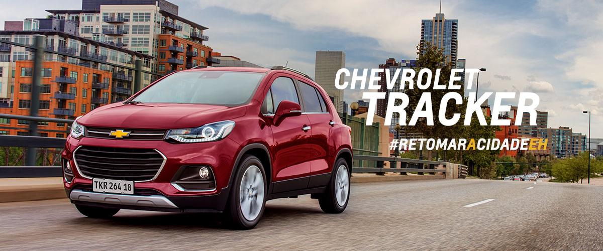 Tracker - Dig Chevrolet